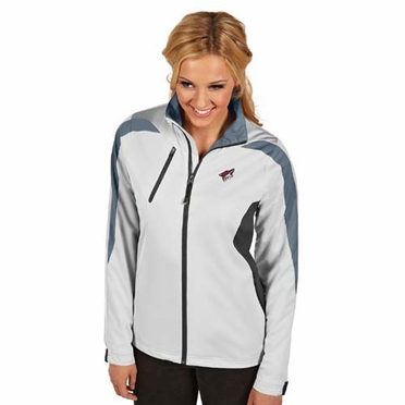 Arizona Coyotes Womens Discover Jacket (Color: White)