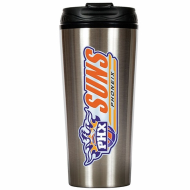 Phoenix Suns 16 oz. Thermo Travel Tumbler