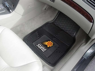Phoenix Suns 2 Piece Heavy Duty Vinyl Car Mats