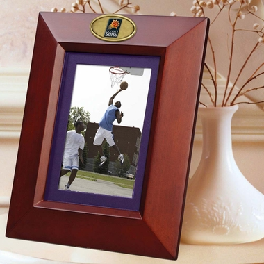 Phoenix Suns BROWN Portrait Picture Frame