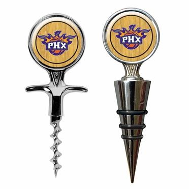 Phoenix Suns Corkscrew and Stopper Gift Set