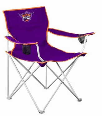 Phoenix Suns Deluxe Adult Folding Logo Chair
