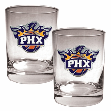 Phoenix Suns Double Rocks Set
