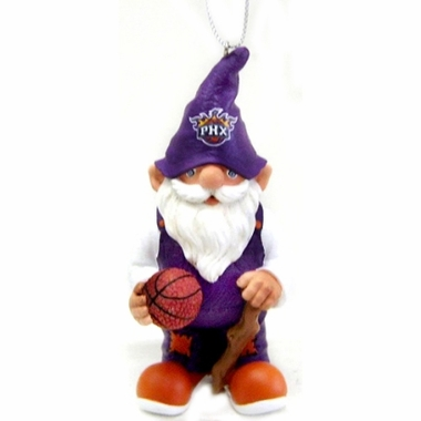 Phoenix Suns Gnome Christmas Ornament