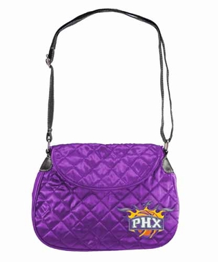 Phoenix Suns Quilted Saddlebag