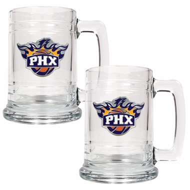 Phoenix Suns Set of 2 15 oz. Tankards