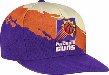 Phoenix Suns Vintage Paintbrush Snap Back Hat