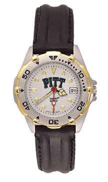 Pitt All Star Womens (Leather Band) Watch