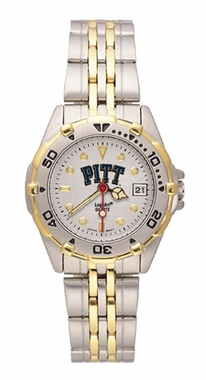 Pitt All Star Womens (Steel Band) Watch