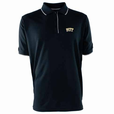 Pitt Mens Elite Polo Shirt (Team Color: Navy)