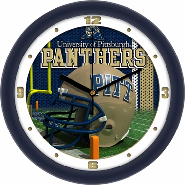 Pitt Helmet Wall Clock