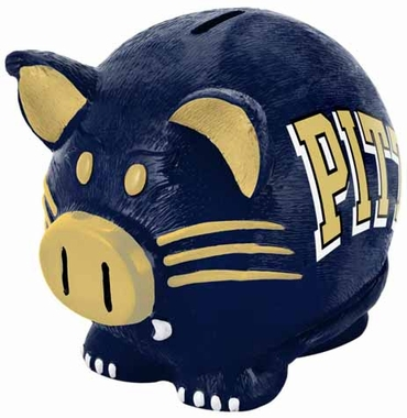 Pittsburgh Panthers Piggy Bank - Thematic Large
