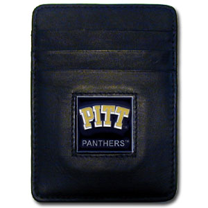 Pitt Leather Money Clip (F)
