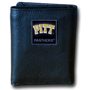 Pitt Leather Trifold Wallet (F)