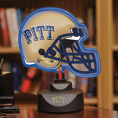Pitt Neon Display Helmet