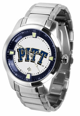 Pitt Titan Men's Steel Watch