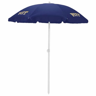 Pittsburgh Beach Umbrella (Navy)