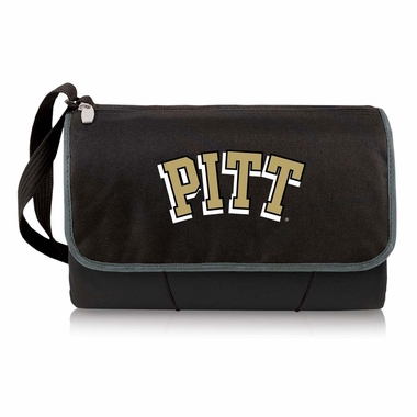 Pittsburgh Blanket Tote (Black)
