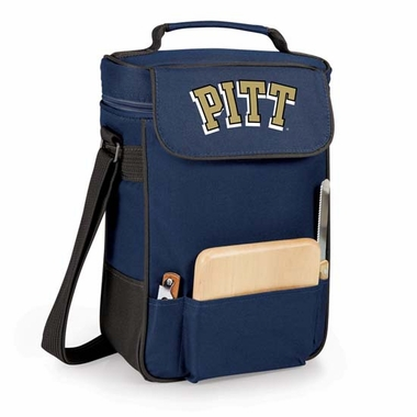 Pittsburgh Duet Compact Picnic Tote (Navy)