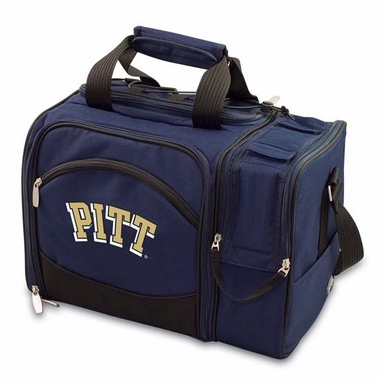 Pittsburgh Malibu Picnic Cooler (Navy)