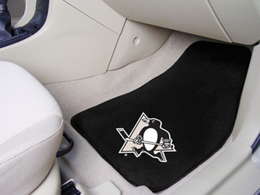 Pittsburgh Penguins 2 Piece Car Mats