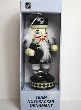 Pittsburgh Penguins 2012 Nutcracker Ornament