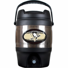 Pittsburgh Penguins 3 Gallon Stainless Steel Jug