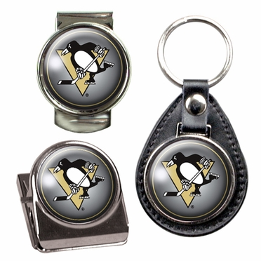 Pittsburgh Penguins 3 Piece Gift Set