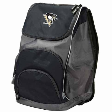 Pittsburgh Penguins Action Backpack (Color: Black)