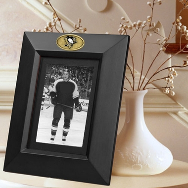 Pittsburgh Penguins BLACK Portrait Picture Frame