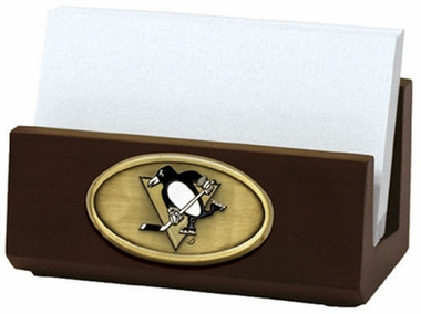 Pittsburgh Penguins Business Card Holder
