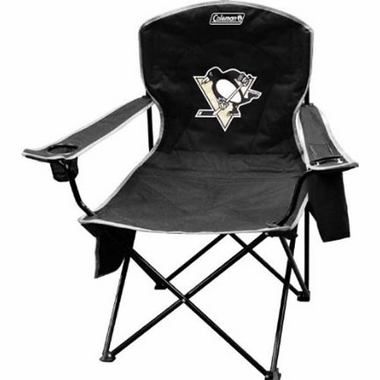 Pittsburgh Penguins Cooler Quad Tailgate Chair