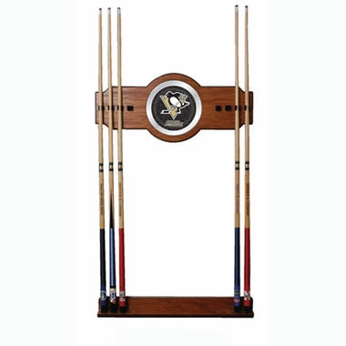 Pittsburgh Penguins Cue Rack