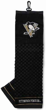 Pittsburgh Penguins  Embroidered Golf Towel