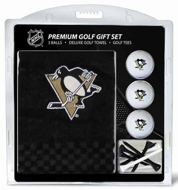 Pittsburgh Penguins Embroidered Towel Gift Set