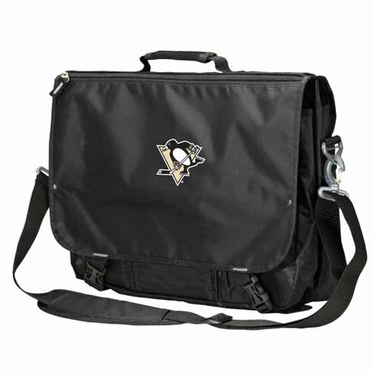 Pittsburgh Penguins Executive Attache Messenger Bag