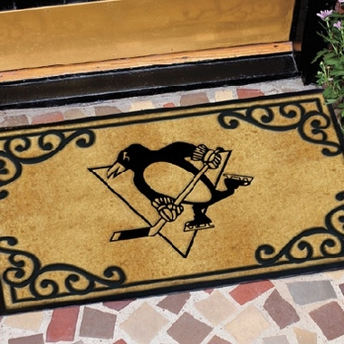 Pittsburgh Penguins Exterior Door Mat