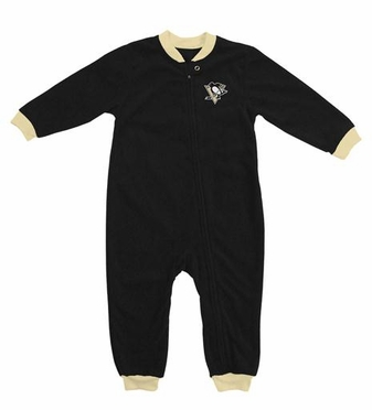 Pittsburgh Penguins Fleece Toddler Sleeper Pajamas