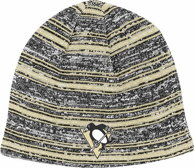 Pittsburgh Penguins Heathered Cuffless Knit Hat