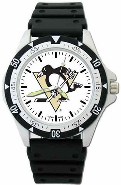 Pittsburgh Penguins Mens Option Watch