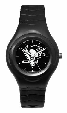 Pittsburgh Penguins Mens Shadow Watch