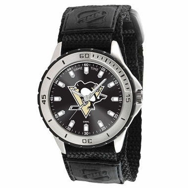 Pittsburgh Penguins Mens Veteran Watch