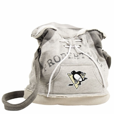 Pittsburgh Penguins Property of Hoody Duffle