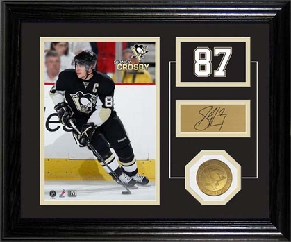 Pittsburgh Penguins Sidney Crosby Player Pride Desk Top