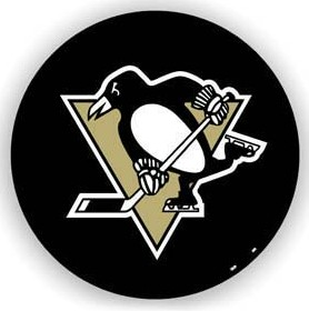 Pittsburgh Penguins Spare Tire Cover (Small Size)