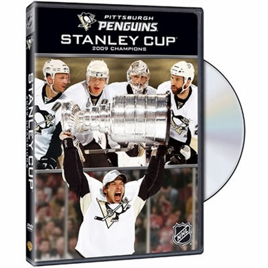 Pittsburgh Penguins Stanley Cup Champs DVD