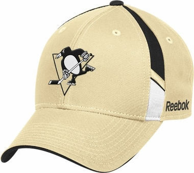Pittsburgh Penguins Structured Adjustable Hat