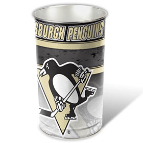 Pittsburgh Penguins Waste Paper Basket