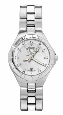 Pittsburgh Penguins Women's Pearl Watch