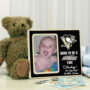 Pittsburgh Penguins Youth Picture Frame